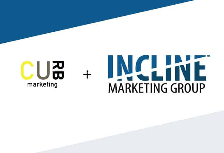 Incline Marketing Group Just Got Better! Acquires CUrb Marketing